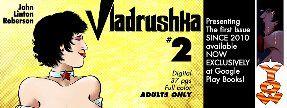 VLADRUSHKA iSSUE 2 out now!