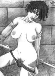 Vladrushka-Stairwell 1 Sketch