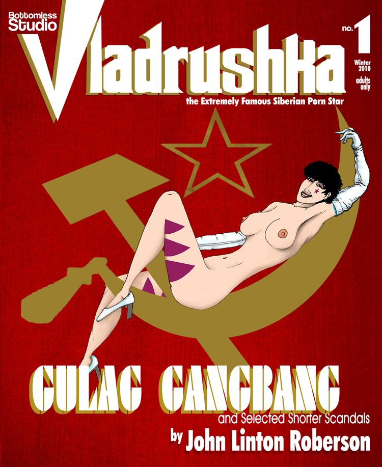 VLADRUSHKA No. 1 is Back!  Buy It  At Google Play Books!