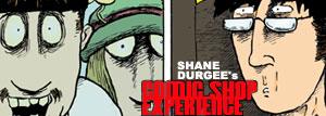 durgee's comic shop experience