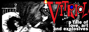vitriol, a tale of love art and explosives by john linton roberson
