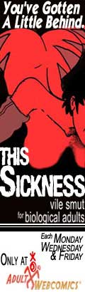 JLRoberson's THIS SICKNESS (adults only)