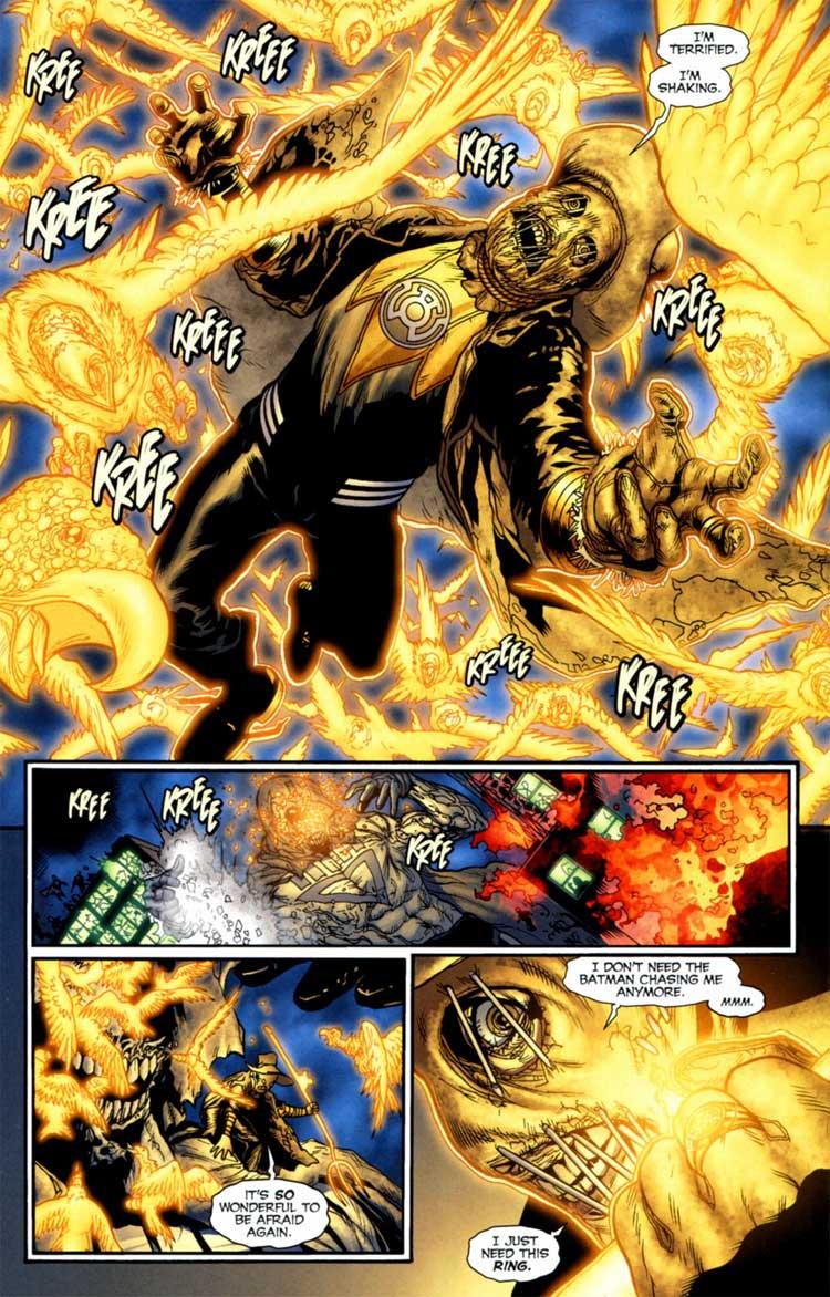 Why No Sinestro Scarecrow? | Spacebattles Forums